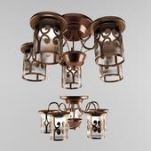 Ceiling chandelier sekvana
