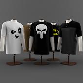 T-shirt set 2
