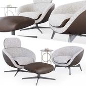 Minotti Russell chair
