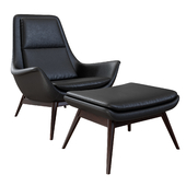 Darwin Lounge Chair Set