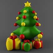 Inflatable New Year Tree | Inflatable Christmas Tree