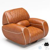 Tonino Lamborghini Casa - Imola Venner armchair