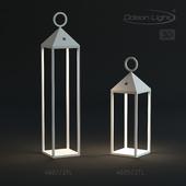 Outdoor portable lamp ODEON LIGHT 4605 / 2TL, 4607 / 2TL YORK