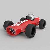 Car Toy - Playground Malibu Verve