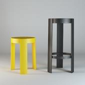Hem-pal stool