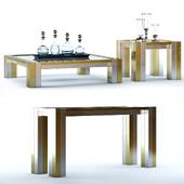 Eichholtz Titan Tables and Console