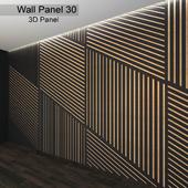 Wall Panel 30