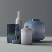 Vases set Kodin1