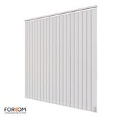 Vertical blinds V FORM