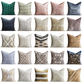 Throw pillow collections