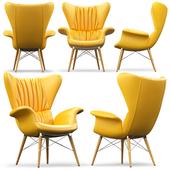 LoftDesign-Armchair 3774