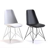 Chair Wire Black & white
