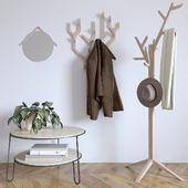 Мебель для прихожей Coat rack Ambroise by Harto