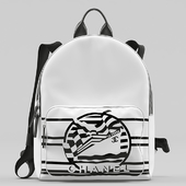 Chanel's Backpack
