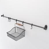 Ikea fintorp hanger
