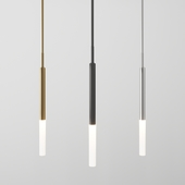 Rousseau Single Pendant by Kelly Wearstler