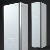 Стайлер, паровая система по уходу за одеждой LG S3RERB, S3WER
