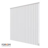 Vertical blinds V FORM PLAST