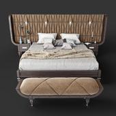 """Bed """"Prestige"""", collection Gran Duca"""