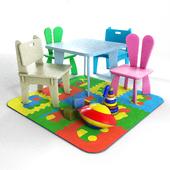 Детский столик и стульчики