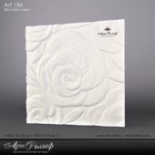 Gypsum 3d Art-186 panel from ArtRelief