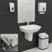 Bathroom Kit: Ksitex, Jacob Delafon