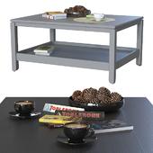 Журнальные столики IKEA Хавста.
