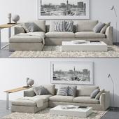 Sofa Richard B & B Italia