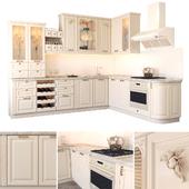 """""""Kitchen Yard"""" - model Ivory"""