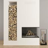 Fireplace modern 38