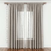 Curtain №20