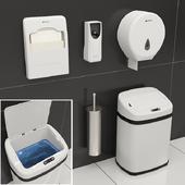 Bathroom Kit: Ksitex Cabin Decor