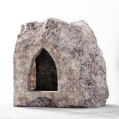 Каменный декоративный слэб