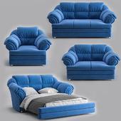 Folding sofa Baron