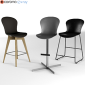 boconcept ADELAIDE bar chair