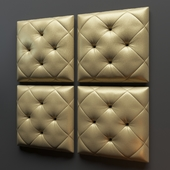 Soft wall panel (quilted)