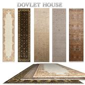 Ковровые дорожки DOVLET HOUSE 5 штук (part 3)