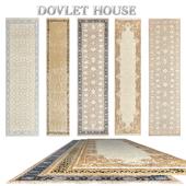 Ковровые дорожки DOVLET HOUSE 5 штук (part 4)