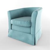 Wilmore Swivel Barrel Chair