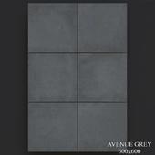 Fiore Avenue Gray 600x600