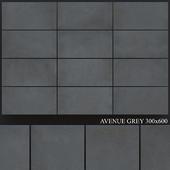 Fiore Avenue Gray 300x600