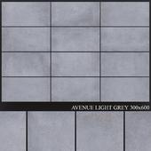 Fiore Avenue Light Gray 300x600