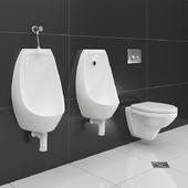 Bathroom set: Rosa, Jacob Delafon