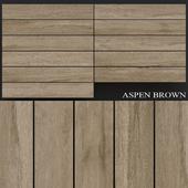 Fiore Aspen Brown 165x1000