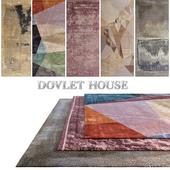 Ковры DOVLET HOUSE 5 штук (part 295)