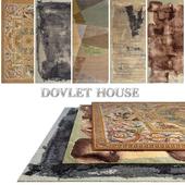Ковры DOVLET HOUSE 5 штук (part 296)