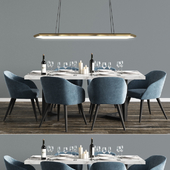 Modern Dinning Set 5