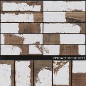 Peronda Uptown Decor Set 1