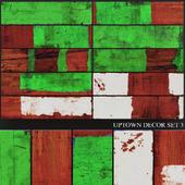 Peronda Uptown Decor Set 3