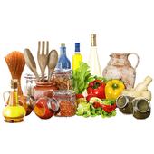 Kitchen food set 01
